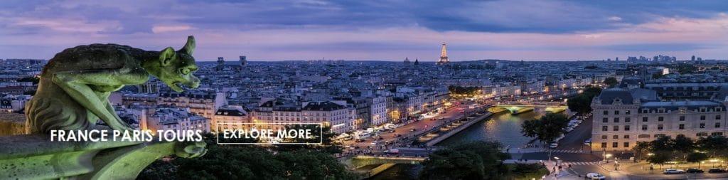 French Paris Tours